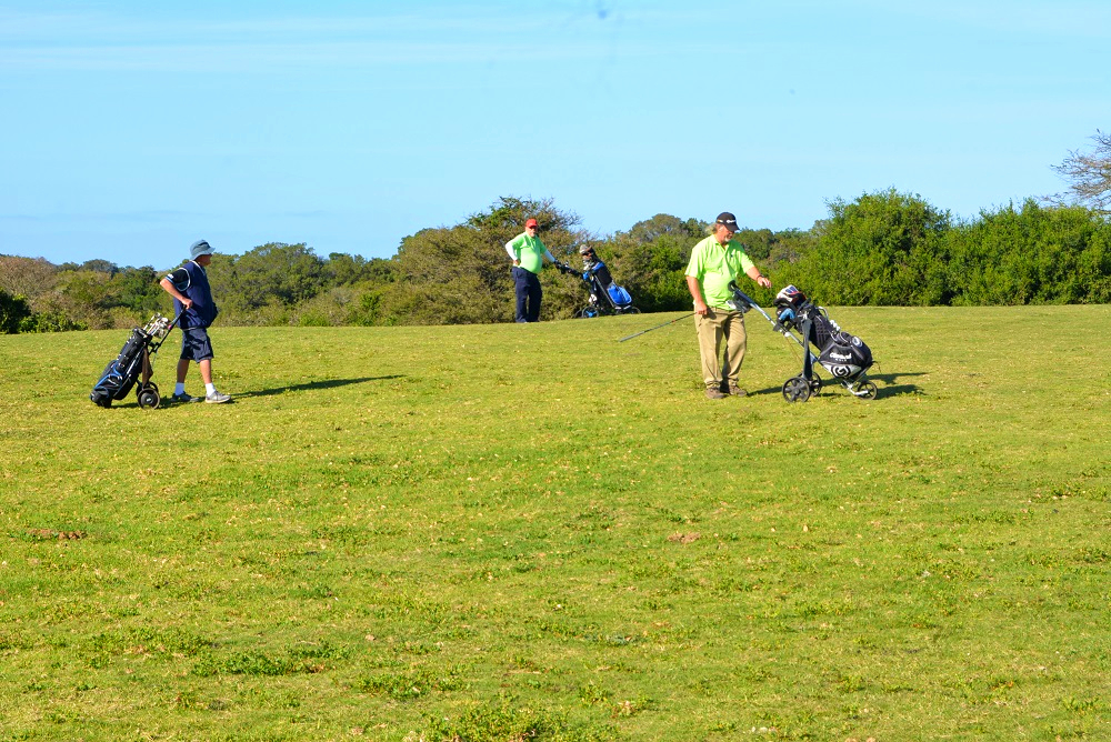 There has been surge of interest after the Sardinia Bay Golf and Wildlife Estate course was opened for play in mid-June.